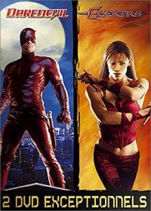 Elektra / Daredevil - Coffret 2 DVD