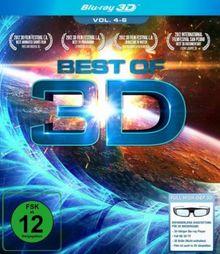 Best of 3D Vol. 4-6 [3D Blu-ray]