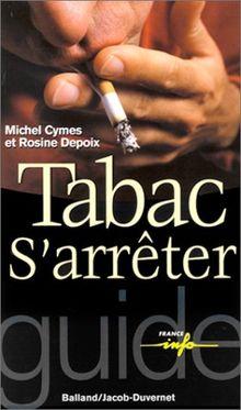 Tabac : s'arrêter
