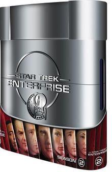 Star Trek - Enterprise: Season 2 (7 DVDs)