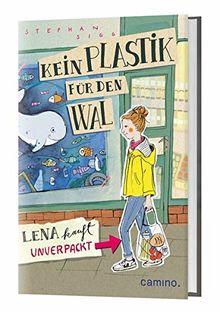 Kein Plastik für den Wal: Lena kauft unverpackt
