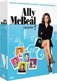 Ally McBeal : intégrale saison 1 - coffret 6 DVD [FR Import]