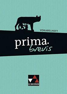 prima brevis / prima.brevis Vokabelheft: Unterrichtswerk für Latein 3 und Latein 4