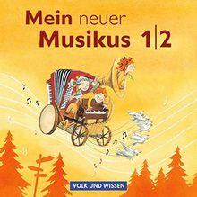 Mein neuer Musikus - Aktuelle Ausgabe: 1./2. Schuljahr - CDs 1-4