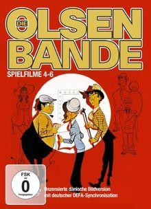 Die Olsenbande - Sammlerbox 2 (3 DVDs)