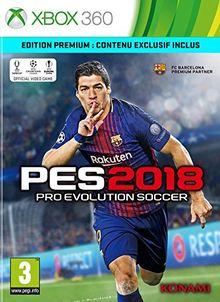 PES 2018 Premium D1 Edition Xbox 360