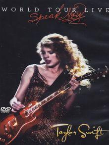 Taylor Swift - Speak Now: World Tour Live