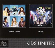 Kids United - Coffret 2 Cd