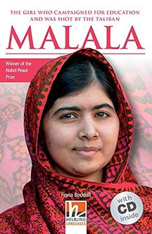 Malala, mit 1 Audio-CD: The Girl Who Campaigned for Education and Was Shot by the Taliban, Helbling Readers People / Level 2 (A1/A2) (Helbling Readers Non-Fiction)