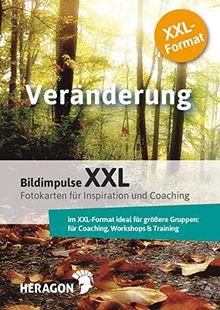 Bildimpulse XXL: Veränderung: Fotokarten für Inspiration und Coaching.