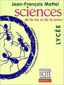 Sciences de la vie et de la terre, lycée (Manuel Plus)