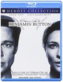Il curioso caso di Benjamin Button (+copia digitale) [Blu-ray] [IT Import]