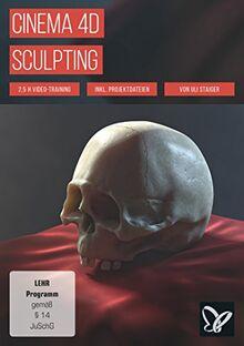 CINEMA 4D-Video-Training - Sculpting: Schreib die Schöpfungsgeschichte neu!