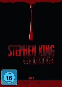Stephen King Collection, Vol. 1 [5 DVDs]