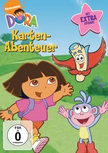Dora - Karten-Abenteuer