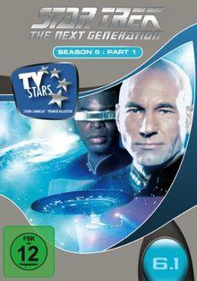 Star Trek - Next Generation - Season 6.1 (3 DVDs)