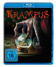 Krampus [Blu-ray]