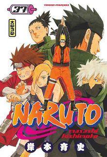 Naruto, Tome 37 :