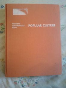 Popular Culture (The Great Contemporary Issues)