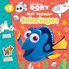 Le monde de Dory : Mes premiers coloriages