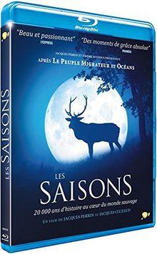 Les saisons [Blu-ray] [FR Import]