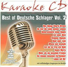 Best of Deutsche Schlager Vol.2 - Karaoke