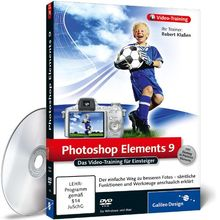 Photoshop Elements 9 - Das umfassende Training
