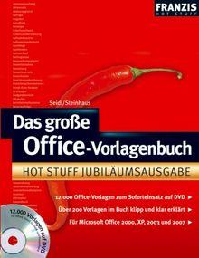 Das große Office-Vorlagen Buch (DVD-ROM)