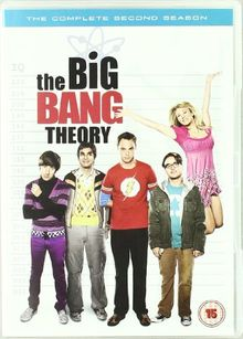 Big Bang Theory - Complete Series 2 [4 DVDs] [UK Import]