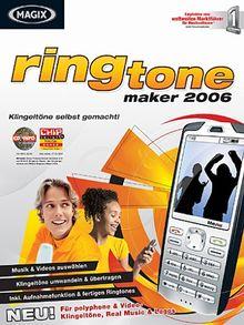 MAGIX ringtone maker 2006