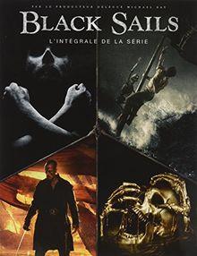 Black Sails - Die komplette Serie (Seasons 1-4) Fr Import
