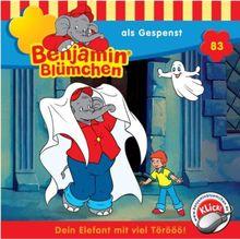 Benjamin Blümchen - Folge 83: Als Gespenst