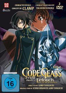 Code Geass: Lelouch of the Rebellion - Staffel 1 - Vol. 1 (2 DVDs)