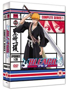 Bleach Series 1 Complete Box Set [DVD] [UK Import]