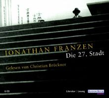 Die 27. Stadt. 7 CDs.