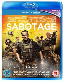 Sabotage [Blu-Ray] [Region B] (IMPORT) (Keine deutsche Version)