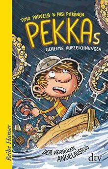 Pekkas geheime Aufzeichnungen Der verrückte Angelausflug