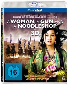 A Woman, a Gun and a Noodleshop in 3D [Blu-ray 3D]