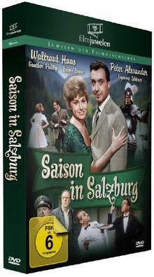 Peter Alexander: Saison in Salzburg - Wenn der Toni mit der Vroni (Filmjuwelen)