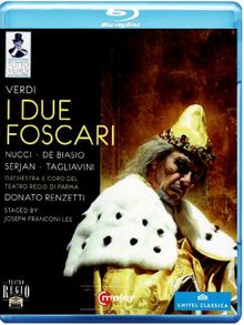 Tutto Verdi: I Due Foscari [Blu-ray]
