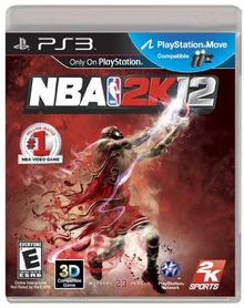NBA 2K12 PS3 Original US Version