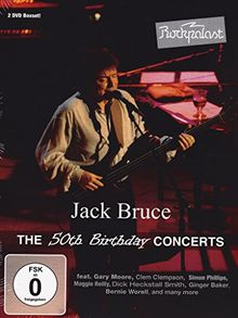 Rockpalast:the 50th Birthday Concerts [2 DVDs]