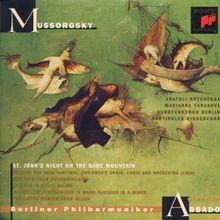 Abbado Golden Label: Johannisnacht, Chowanschtschina