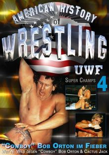 American History of Wrestling - UWF 4