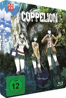 Coppelion - Gesamtausgabe Episode 01-13 - Steelcase Edition [Blu-ray]