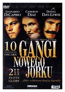 Gangi Nowego Jorku (Gangs of New York) [PL Import]