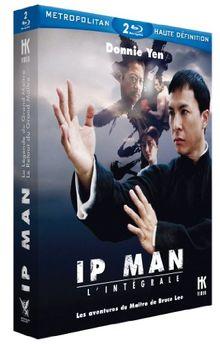 Coffret ip man : ip man 2 ; ip man : la légende du grand maître [Blu-ray] [FR Import]