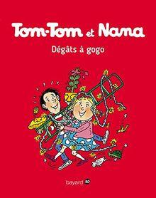 Tom-Tom et Nana, Tome 23 : Dégâts à gogo !