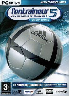L Entraineur 5 Championship Manager Saison 04 05 - PC - FR