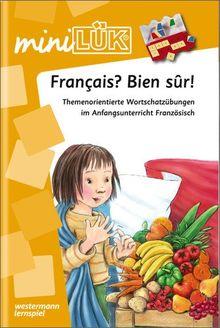 miniLÜK: Je parle français 1: Französisch-Anfangsunterricht